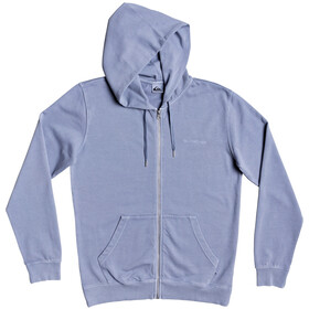 Quiksilver Acid Sun Fleece Zip Hoody Men stone wash